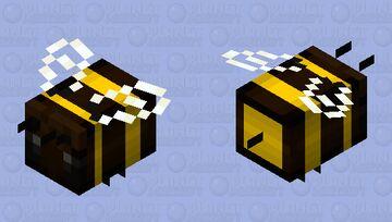 Redone Bee Skin Minecraft Mob Skin