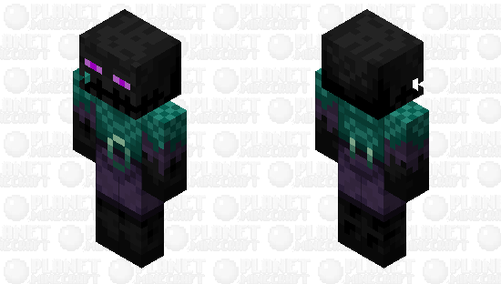 Enderman / Piglin / remade / V.1 / for Swap Dimensions Minecraft Skin