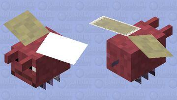 Skyder(biome swap entry) Minecraft Mob Skin