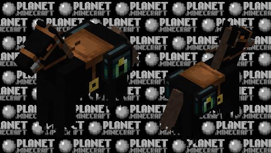 Demonic Horse Minecraft Skin