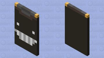 trickster's cape Minecraft Mob Skin