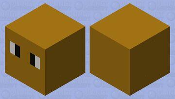 Cube Minecraft Mob Skin
