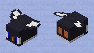 Flying Penguin Minecraft Mob Skin