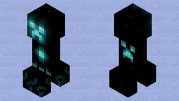 Soul Creeper Minecraft Mob Skin