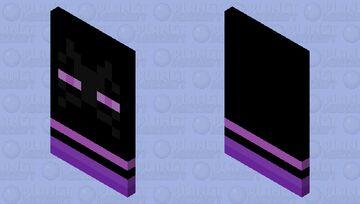 Ender Cape Minecraft Mob Skin