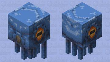 [Biome Swap] The Ghastly JellySquid Minecraft Mob Skin