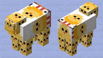 Peeper The Sheep Minecraft Mob Skin