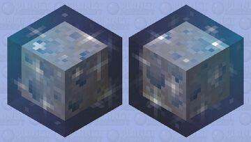 Moon and stars slime Minecraft Mob Skin