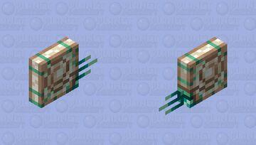 Glow-nautilus/alive/remade/ver. 1 Minecraft Mob Skin