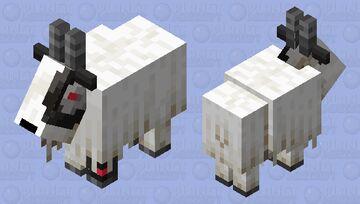 Docm77 Goat Minecraft Mob Skin