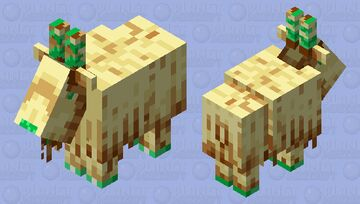 Goat of Undying Minecraft Mob Skin