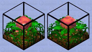 Funny shulker mob; carnivor plant! Minecraft Mob Skin