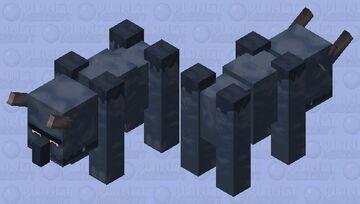 Titan Ravager  / the original is from: Alan Becker Minecraft Mob Skin