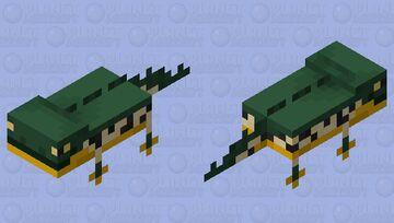 Newt Minecraft Mob Skin