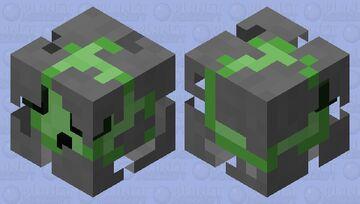 Stone Slime Minecraft Mob Skin