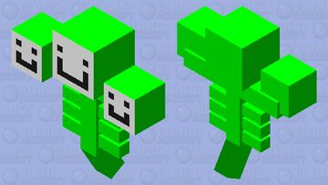 dream wither Minecraft Mob Skin