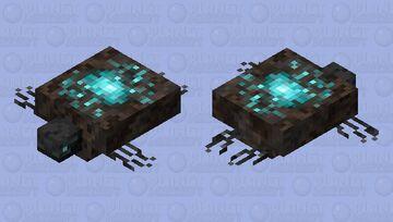 Soul Turtle Minecraft Mob Skin