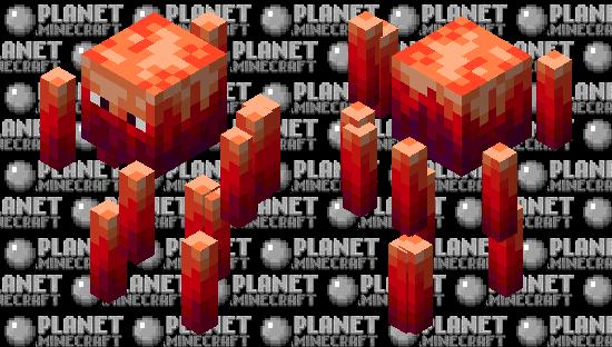 Crimson Blaze (Bedrock/Java) Minecraft Skin