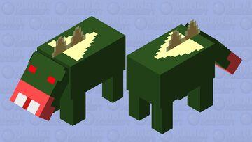 ugly stegosaurus Minecraft Mob Skin