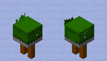 The Great Hunger (Mob C) Minecraft Mob Skin