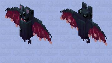 𝕿𝖎𝖓𝖞 𝕹𝖔𝖘𝖋𝖊𝖗𝖆𝖙𝖚 Minecraft Mob Skin