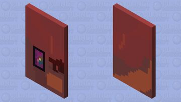 Another Dimension Minecraft Mob Skin