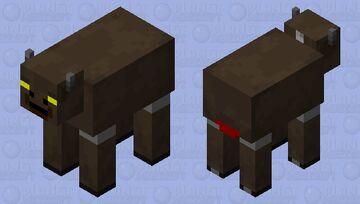 Terraira Mini Minotaur Minecraft Mob Skin