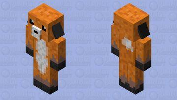 Foxlin Minecraft Mob Skin