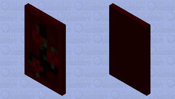 Zelos Cape Minecraft Mob Skin