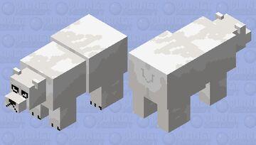 Refract Polar Bear Minecraft Mob Skin