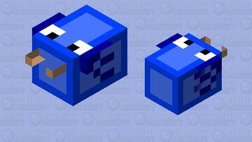 small spore Minecraft Mob Skin