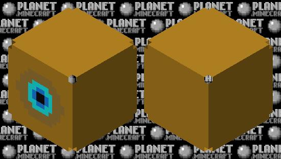 SCP-131-b Minecraft Skin