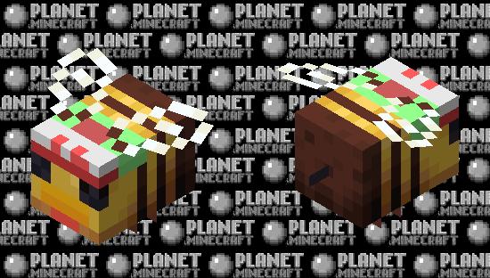 PoultBee Minecraft Skin