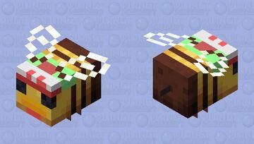PoultBee Minecraft Mob Skin