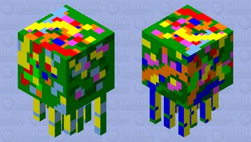 this what  most things look like on planet minecraft Minecraft Mob Skin