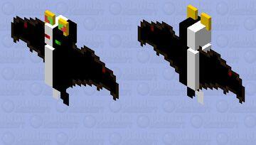 ranboo bat Minecraft Mob Skin