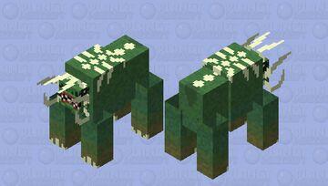 Hellhound (Predators) Minecraft Mob Skin