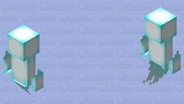 soul / vex Minecraft Mob Skin