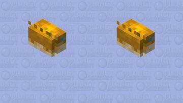 I swear i am a pufferfish (broken preview) Minecraft Mob Skin