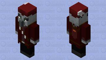 Illager Fetcher (Item Carrier) Minecraft Mob Skin