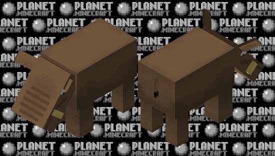 Platybelodon Minecraft Skin
