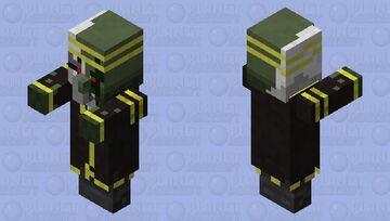 Lich (ZombEvoker) Minecraft Mob Skin