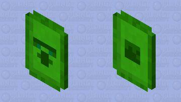 Spawn Card concept Minecraft Mob Skin