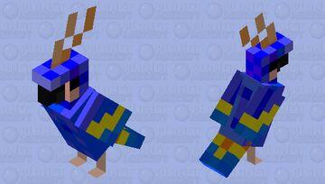 Wild Parrot Minecraft Mob Skin