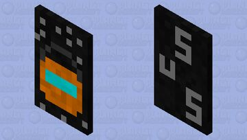 Alone_1244's cape shop: WHY IS HALLOWEEN MORE SUS THAN MINECRAFT????? Minecraft Mob Skin