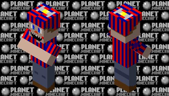 BB Minecraft Skin