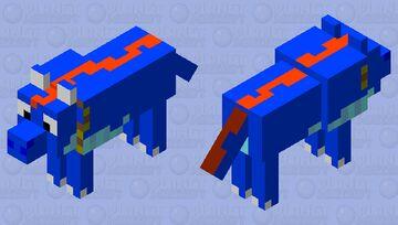 divodile (prodigy math game) Minecraft Mob Skin