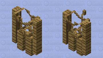 armor stand mech Minecraft Mob Skin