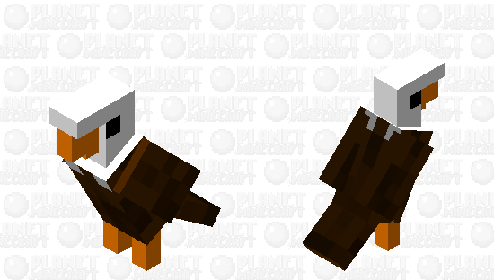 Eagle (Parrot skin) Minecraft Skin