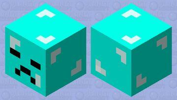bad diamond Minecraft Mob Skin